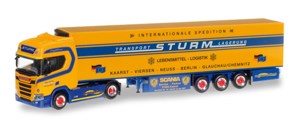 307826 - Herpa Sturm Scania CR 20 HD
