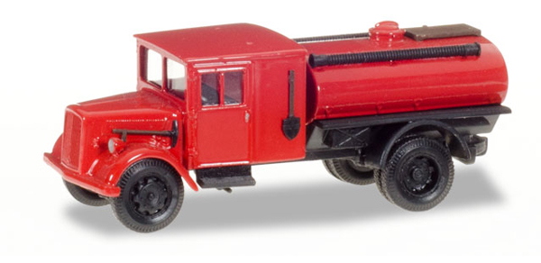 307963 - Herpa Fire Service Ford V 3000 Tanker