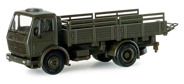 740098 - Herpa Mercedes Benz 5t Straight Truck All