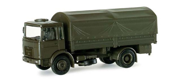 740111 - Herpa Model MAN LKW Truck All or