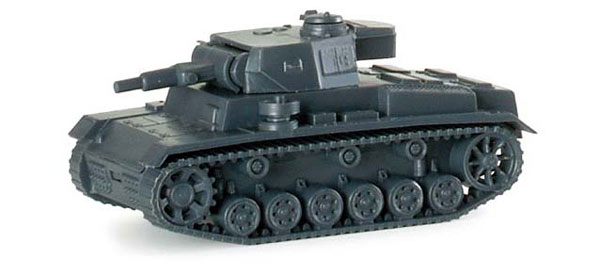 740401 - Herpa Model Panzer III 174 Former German Army All