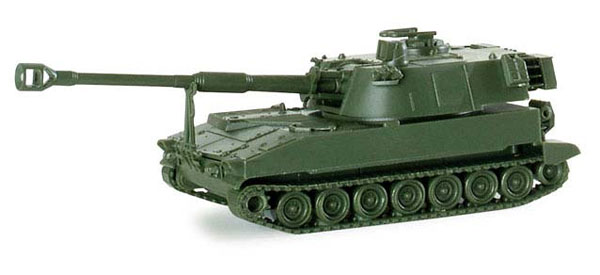 740524 - Herpa M109_A3G Self Propelled Howitzer 416 US
