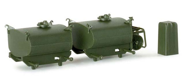 740548 - Herpa Portable Fuel Tank and Pump Unit