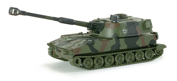 740944 - Herpa Self Propelled Howitzer M109 A3G