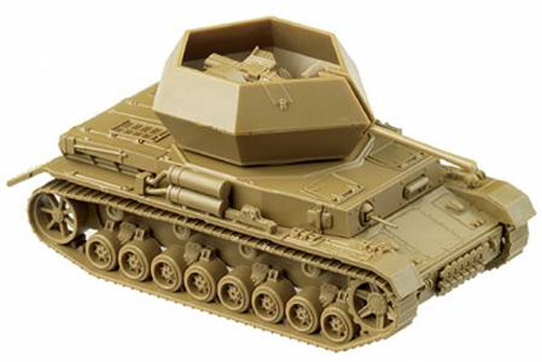 740999 - Herpa Anti Aircraft Tank Type Panzer 4