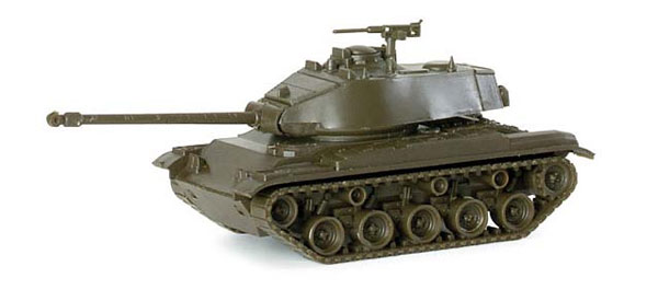 741262 - Herpa M41 Walker Tank All or
