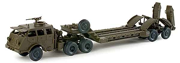 743327 - Herpa Tank Transport M 26 179 US