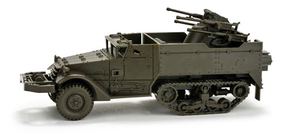 743686 - Herpa US Army M 16 Half Track