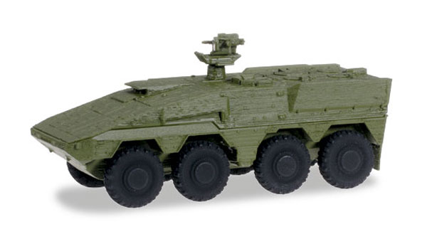 745130 - Herpa GTL Boxer Transport Vehicle