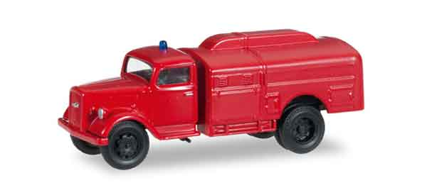 745192 - Herpa Opel Blitz Fire Brigade All or