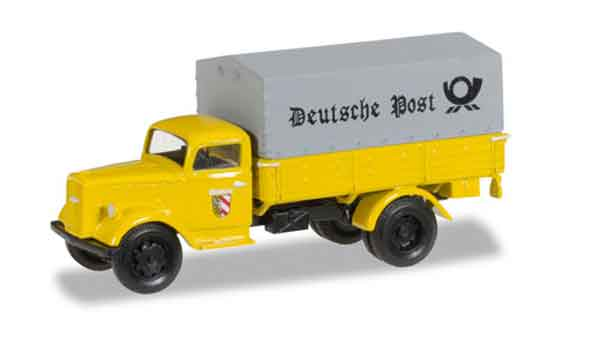745376 - Herpa Opel Blitz German Mail All or