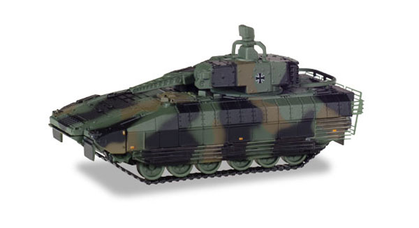 745437 - Herpa Puma Infantry Fighting Vehicle German Army