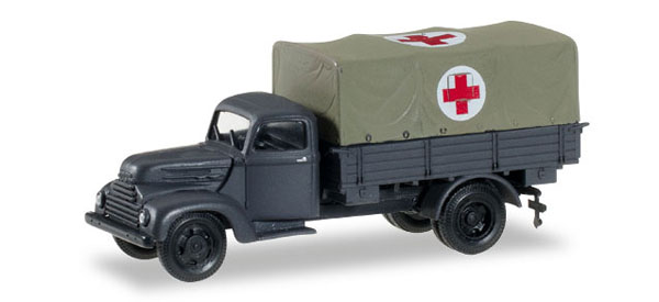 745451 - Herpa Ford Koeln Red Cross