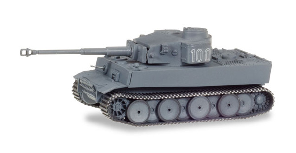 745949 - Herpa Model Heavy Tiger Tank Vers H1 Russia number
