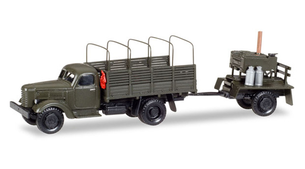 746137 - Herpa ZIL 151 Military Truck