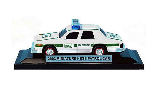 2003MINI - Hess Annual Miniature Series 6 2003