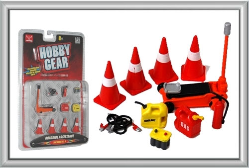 16052 - Hobby Gear Roadside Assistance perfect