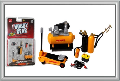 16059 - Hobby Gear Mechanic 2 perfect