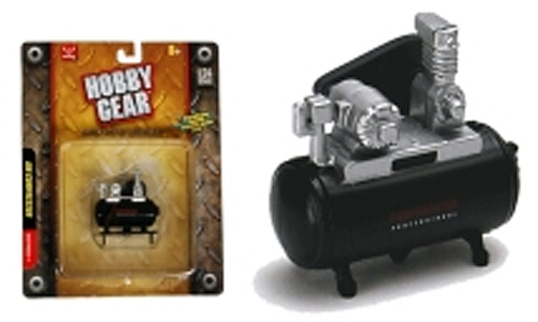 17011 - Hobby Gear Small air compressor Perfect