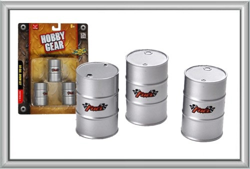 17013 - Hobby Gear 50 Gallon Drum Set Perfect
