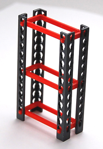 17021 - Hobby Gear Adjustable Shelve Rack perfect