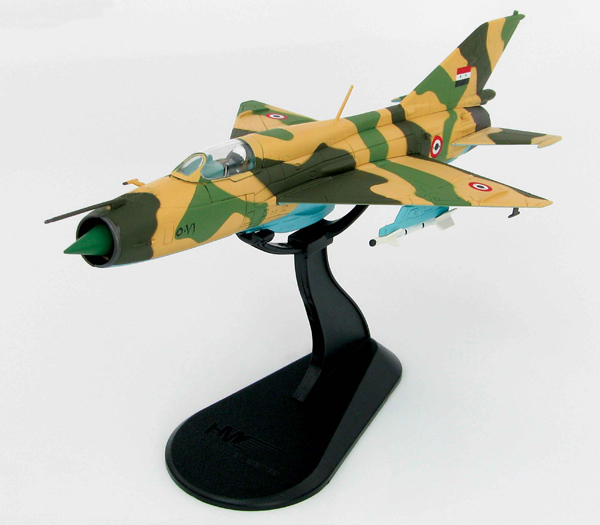 HA0190 - Hobby Master MIG 21FL 5081 United Arab Republic