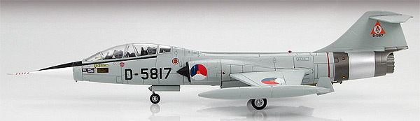 HA1055 - Hobby Master Lockheed TF 104G Starfighter