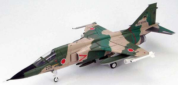 HA3402 - Hobby Master Mitsubishi F 1 Fighter Jet 8