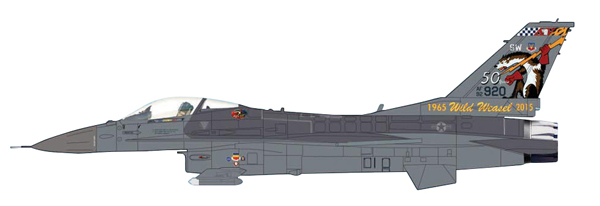 HA3849 - Hobby Master F 16C Fighting Falcon 20th Fighter