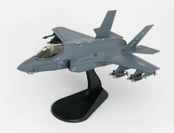 HA4408 - Hobby Master F 35A Lightning AF13 5071_HL 34th
