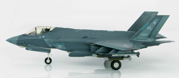 HA4413 - Hobby Master F 35A Lightning 34th FS 388th