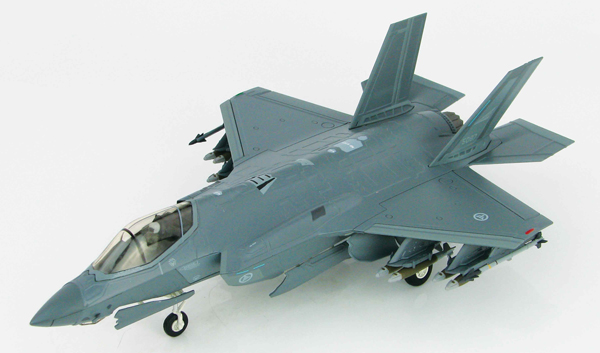 HA4414 - Hobby Master F 35A Lightning Royal Norwegian Air