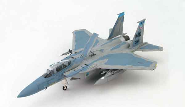 HA4504 - Hobby Master F 15D Eagle 390th Fighter Squadron