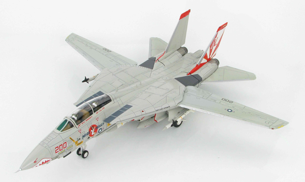 HA5213 - Hobby Master F 14A Tomcat Miss Molly VF