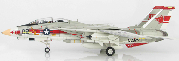 HA5220 - Hobby Master F 14A Tomcat USS Enterprise 30th
