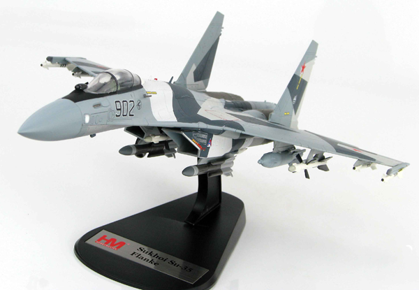 HA5701 - Hobby Master Su 35 Flanker 902 Russian Air