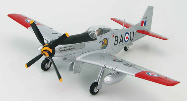 HA7733 - Hobby Master P 51D Mustang Figther Plane 9255_BA