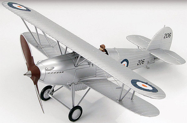 HA8002 - Hobby Master Hawker Fury MkI 206 South African