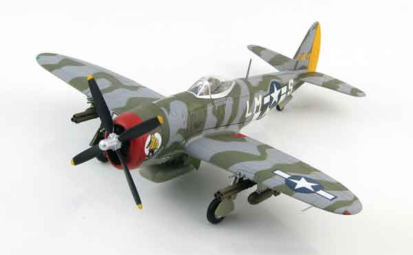 HA8407 - Hobby Master P 47D Thunderbolt Fighter 56th FG