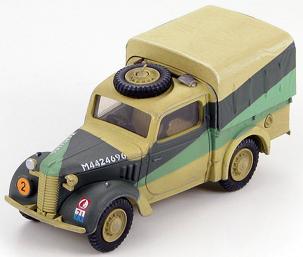 HG1303 - Hobby Master Light Utility Car Tilly North Africa