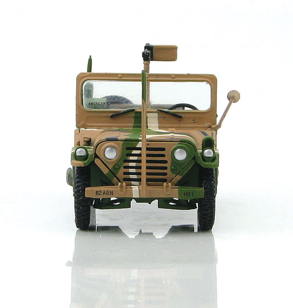 HG1902 - Hobby Master M151A2 Ford MUTT Military Utility Tactical