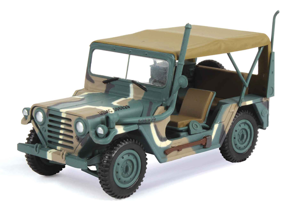 HG1903 - Hobby Master M151A2 Ford MUTT Military Utility Tactical