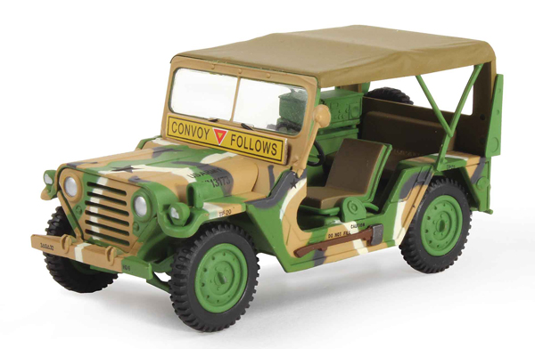 HG1904 - Hobby Master M151A2 Ford MUTT Military Utility Tactical
