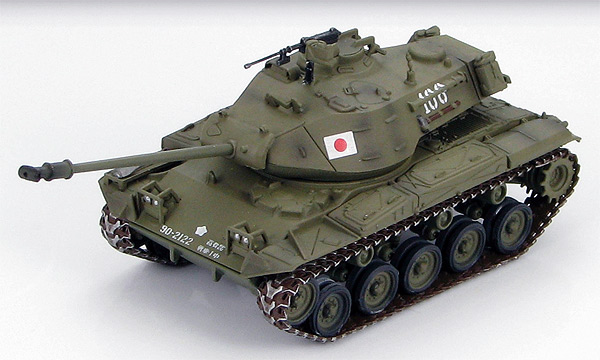 HG5304 - Hobby Master M41 Walker Bulldog Tank Japan Ground