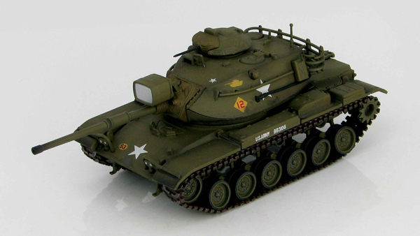 HG5601 - Hobby Master M60A1 Patton Tank 3rd Armored Division