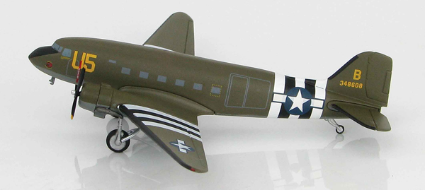 HL1309 - Hobby Master C 47 Skytrain Betsys Biscuit Bomber 9th