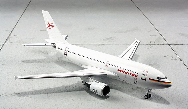 HL6001 - Hobby Master Interflug Airbus A310 304 1990 NEW