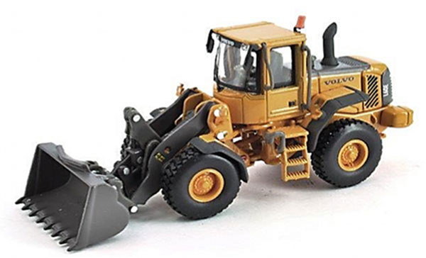 006497 - HWP Volvo L60 Front End Loader