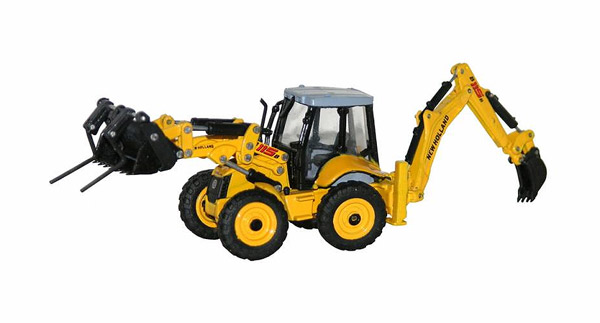 006514 - HWP New Holland B115B Backhoe Loader