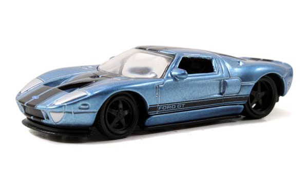 12006-W20-C - Jada Toys 2005 Ford GT Big Time Muscle